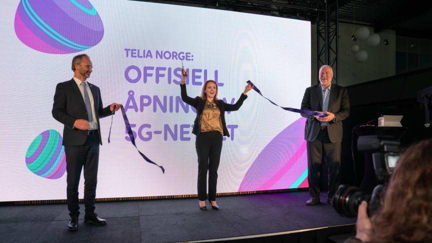 Solid første halvår for Telia Norge til tross for COVID-19