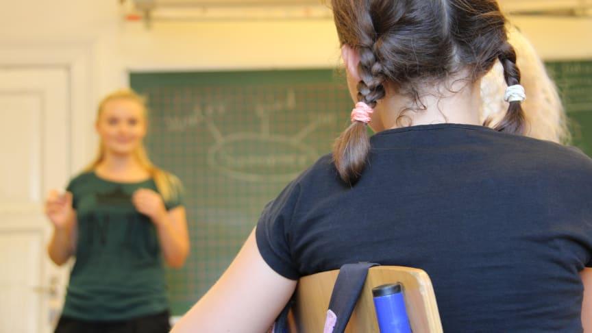 Karrebæksminde Privatskole: Vi vil kunne støtte, når vi opdager en udfordring