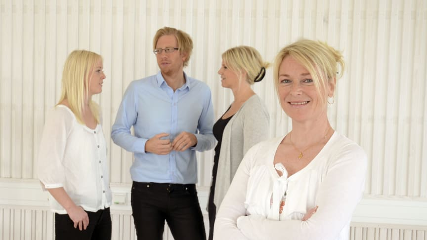 54 procent kvinnliga chefer på Hogia