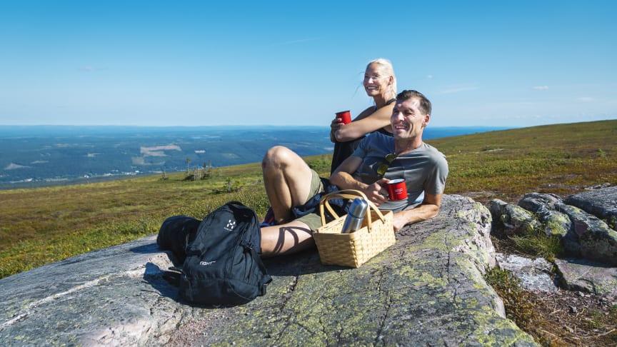 Flyg direkt till Sälen från Ängelholm Helsingborg Airport mellan 4 juli till 15 augusti.