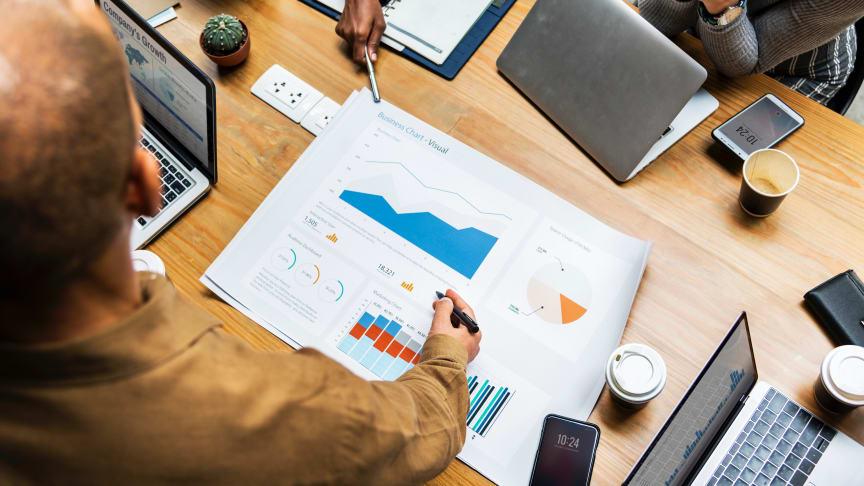 Första kvartalet 2019 visar på positiva försäljningssiffror.