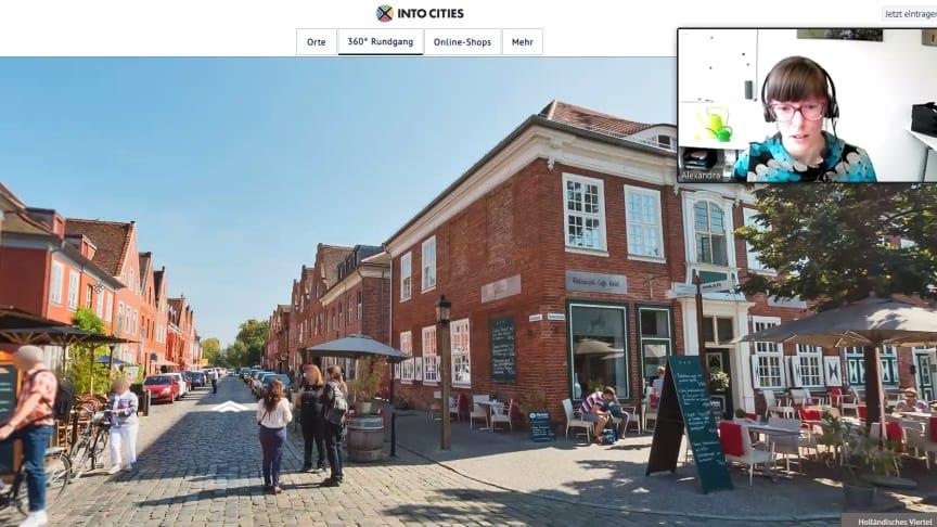 Dein Potsdam in 360 Grad - Der digitale Stadtspaziergang