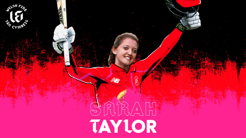 Sarah Taylor signs up for The Hundred