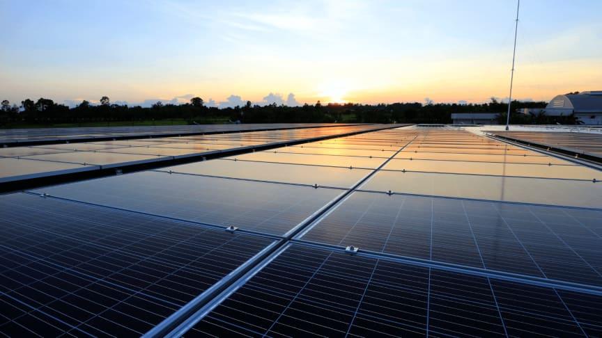 Byggnader står för runt 40 procent av landets energianvändning och 2045 kommer nio av tio att bo i byggnader som redan idag är byggda