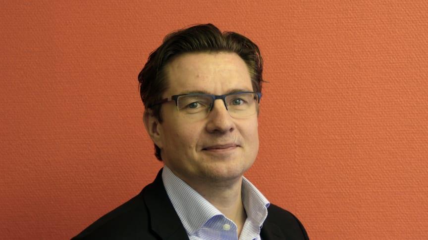 Ny konsultchef - Gustav Jonsmeden