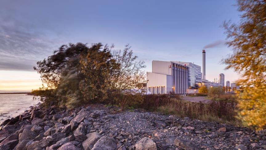 Lidköping Energi utser Valmet till leverantör av allbränslepanna