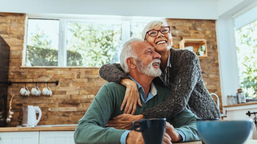 Mit der privaten Altersvorsorge bleibt die finanzielle Sicherheit erhalten.