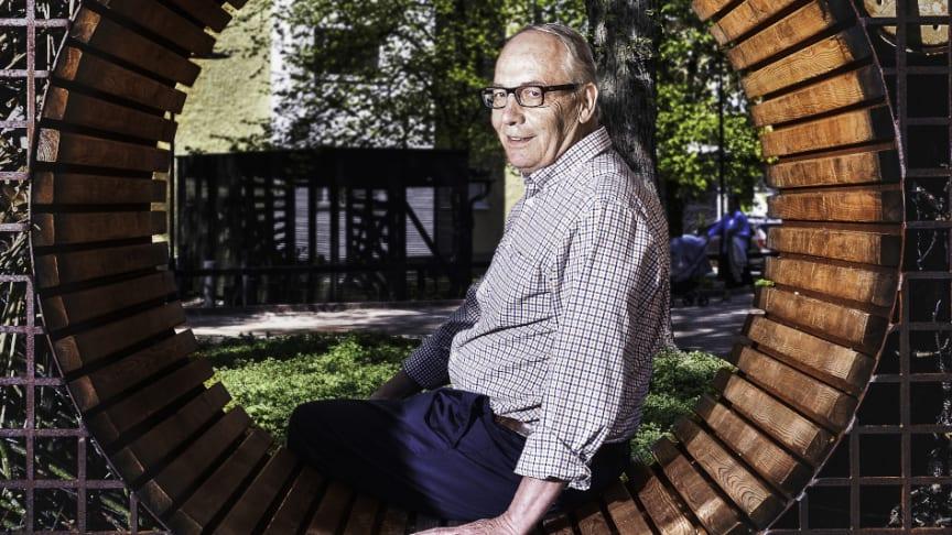 Tari Haahtela är professor i medicin och ledde Finlands allergiprogram mellan 2008–2018. Nu är han en av föreläsarna på den konferens om toleransutveckling som Astma- och Allergiförbundet arrangerar i maj. Foto: Karl Vilhjálmsson.