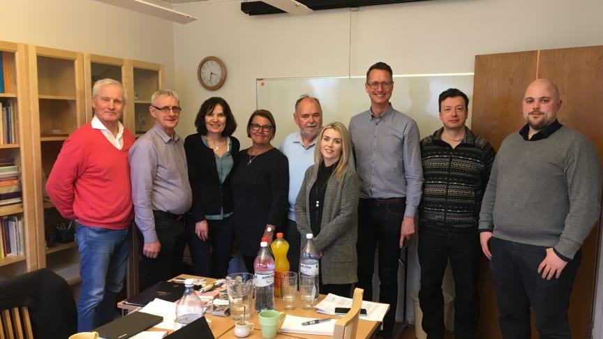 Nordiska Afasirådet (NAR) på möte i Stockholm