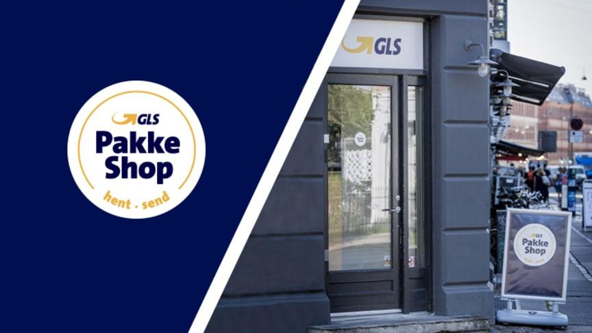 GLS-drevet PakkeShop