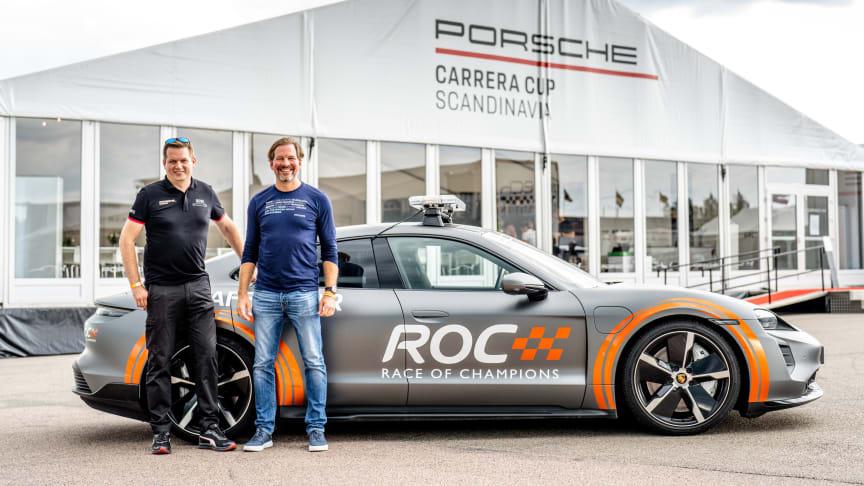 Porsche Sverige och Race Of Champions fortsätter att utveckla samarbetet kring den legendariska motortävlingen.