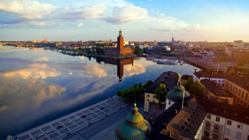 Ekan utökar antalet ramavtal med Stockholms Stad