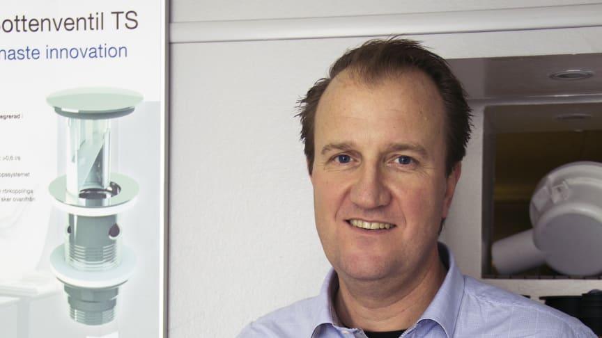 Purus förstärker genom att anställa en ny produktchef för segmentet inomhusavlopp