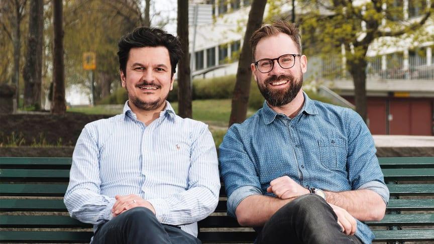 Amer Hadsvik and Daniel Thysell, Sigma Technology