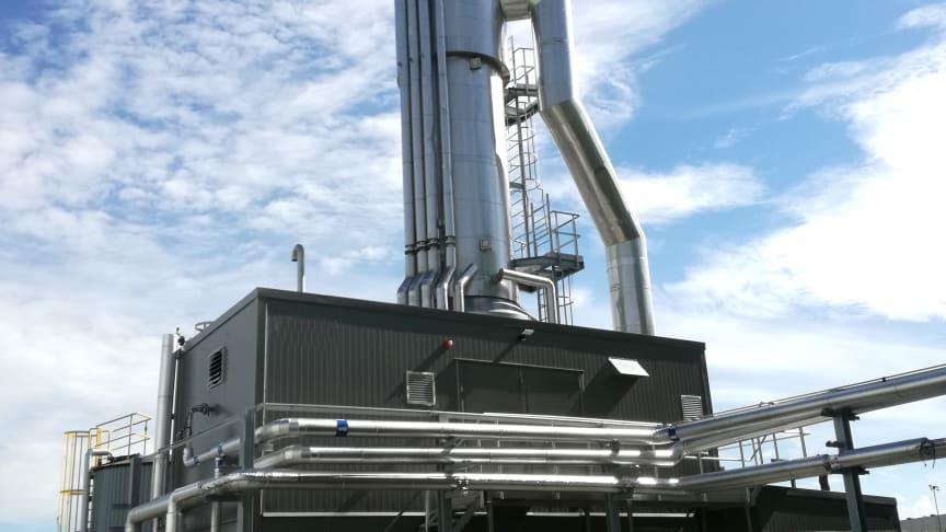 Vilokan Recycling Tech spänner musklerna med ny teknik och lanserar nu EnvoVap F-MVR