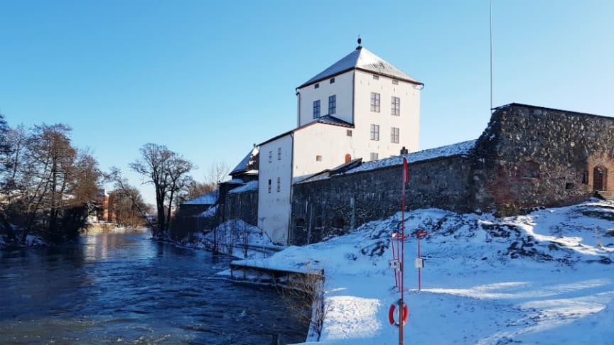 Ovanligt uppdrag: Att ta hand om ett slott med anor från 1100-talet