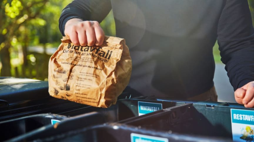 Allt fler villaägare i nordvästra Skåne byter till miljövänligare avfallsabonnemang med full källsortering.