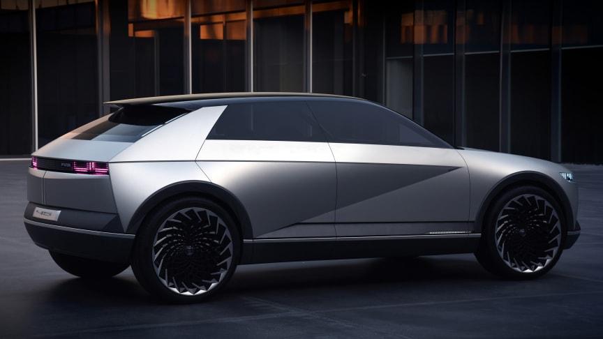 Hyundai 45 Concept. Foto: Hyundai