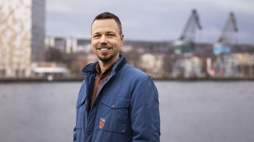 Johan Vestberg, projektledare för Future Industry Accelerator och affärsrådgivare på BizMaker.