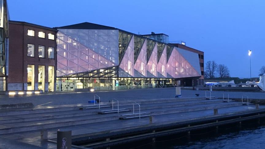 Coronaaflysning og udskydelse af fyraftensmødet om fremtidens lanternefestival i Helsingør på M/S Museet for Søfart