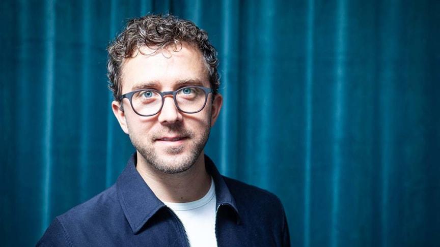 Fredrik Hammargården, ansvarig för kommersialisering och dataskydd på startupbolaget Indivd