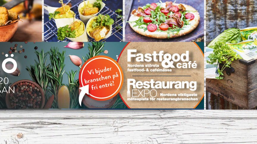 Fastfood & Café Malmö