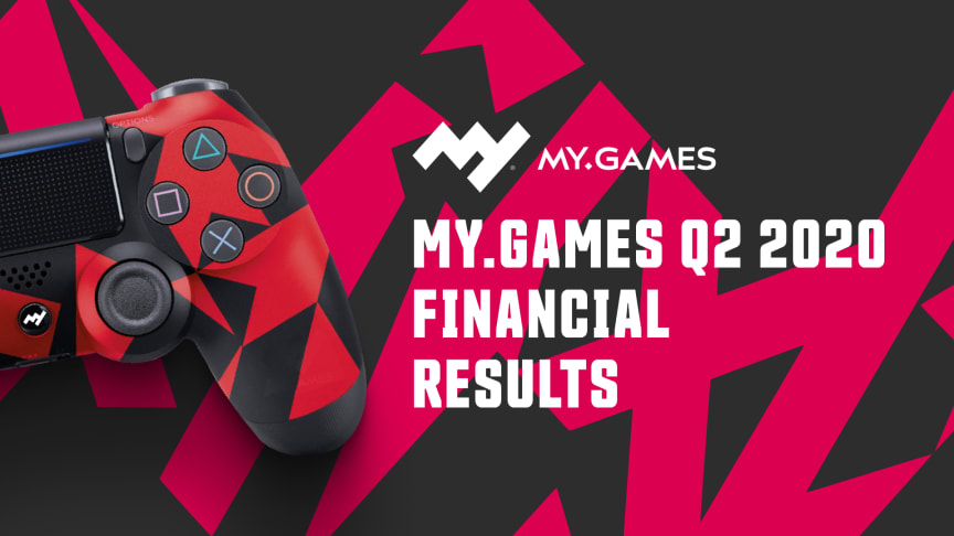 MY.GAMES announces 46% global revenue growth in Q2 2020
