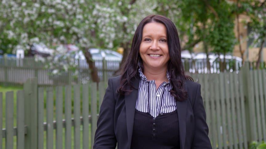 Amra Barlov Lindqvist, VD på Väsbyhem