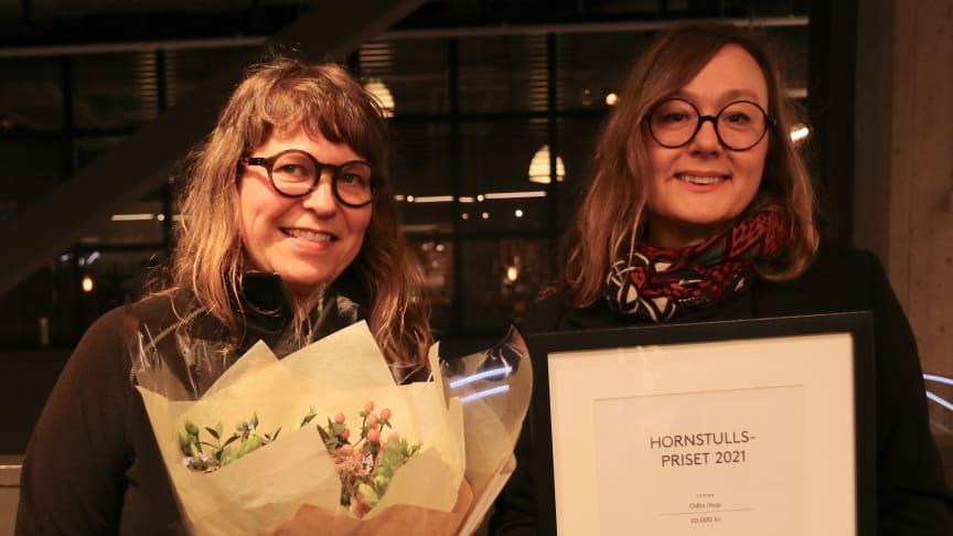 Ylva Eriksson och Jenny Salmson, Odla ihop.