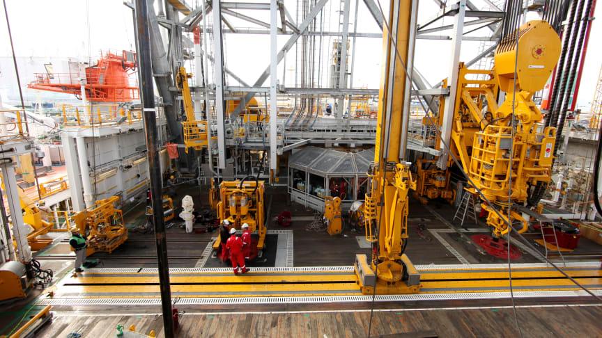 National Oilwell Varco fokuserer på kompetanseheving og sertifisering av personell etter nedgangstidene. Foto: National Oilwell Varco.