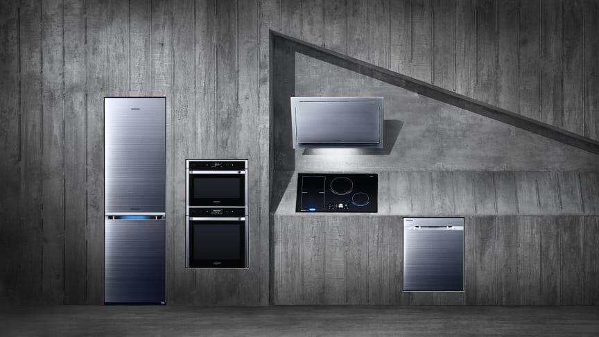 Nu kommer Samsungs köksserie Chef Collection till Sverige