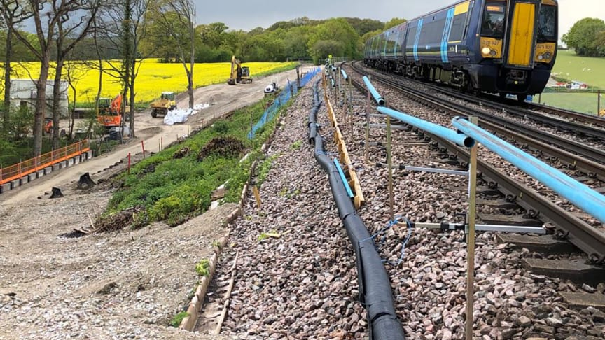 Engineering work over the late May Bank Holiday weekend will affect some Southeastern and Thameslink services in South East London and Kent