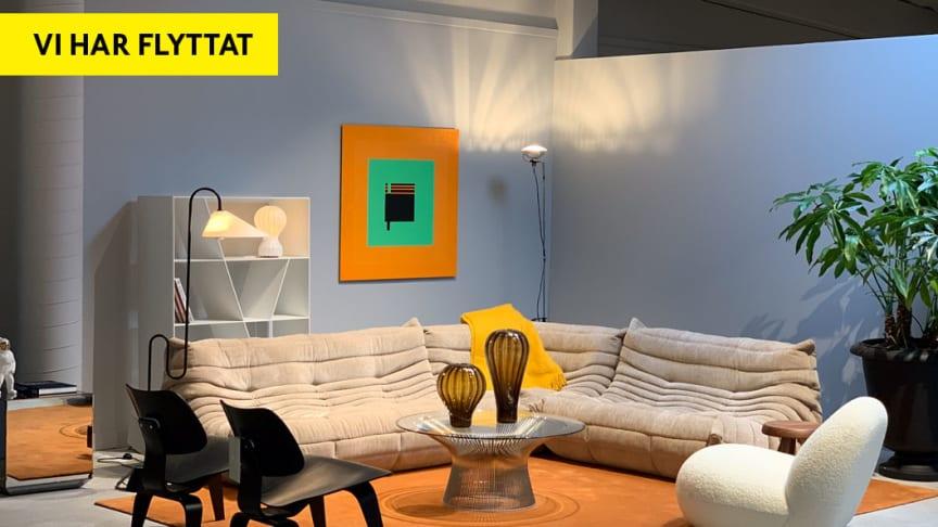 Showroom, Nordiska Galleriet Göteborg på Flöjelbergsgatan 20A