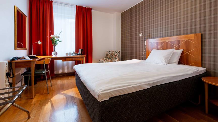 Först ut i Skandinavien med det nya konceptet är Sure Hotel Studio Esplanade Rooms & Longstay i Västerås, tidigare Best Western Hotel Esplanade.