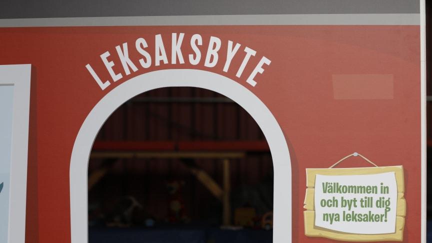 Hässleholm Miljö bjuder in till leksaksbyte