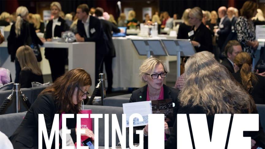 Meeting Live - ett nytt sätt att möta kunden!