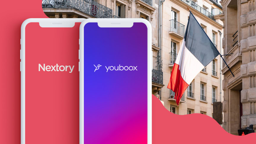 Nextory acquires the leading local streaming service in France