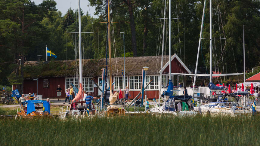 Sjöbodens Restauranger - Årets turismföretagare i Destination Läckö-Kinnekulle 2015