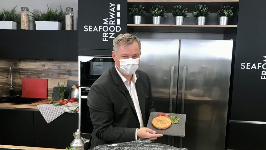 Storsatsing på laksen i Spania:  Bjørn-Erik Stabell skal gjøre spanjolenes favorittfisk enda mer populær