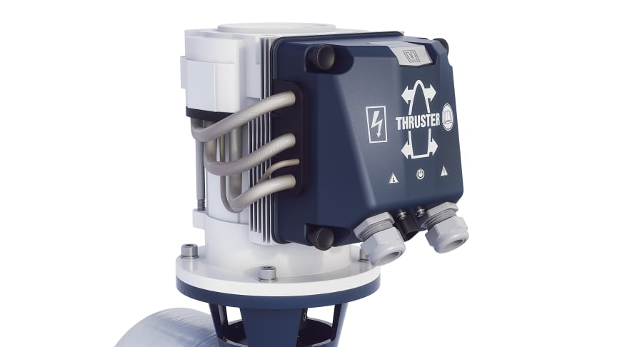 VETUS Maxwell will demonstrate and display its new award-winning BOW PRO thrusters in Annapolis