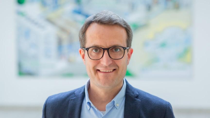 Arne Nöll ist neuer Geschäftsführer für den Bereich Supply Chain Management bei HAVI Logistics GmbH