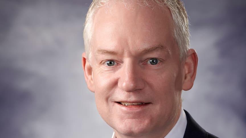 Arild Bjørn Hansen, administrerende direktør i SpareBank 1 Østfold Akershus