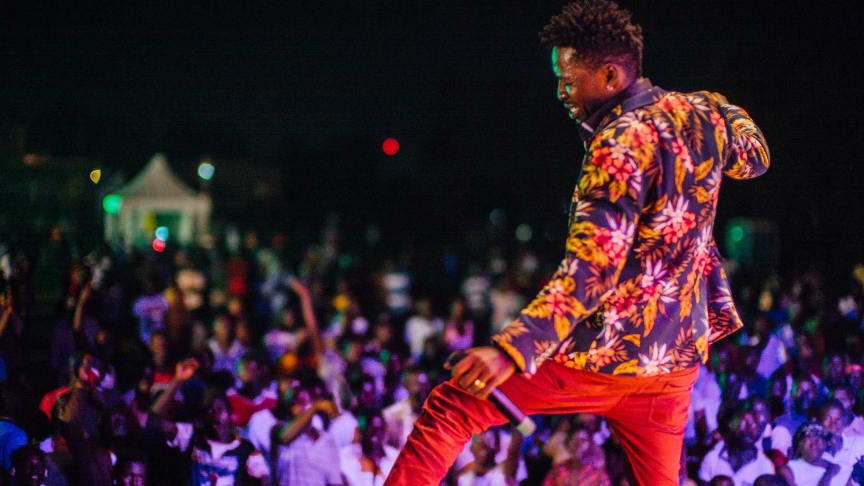 Bobi Wine WE LOVE YOUGANDA Festival by Stephan Groenveld