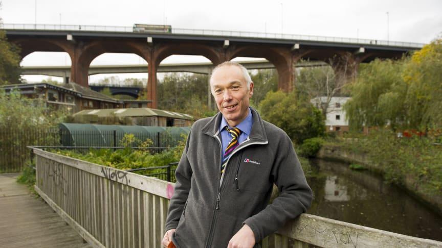 Professor Alister Scott