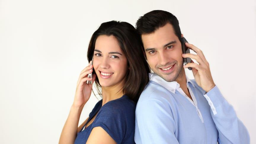 MOBIL BEST PÅ RADIO I SOMMER: To mobiloperatører  vant hver sin Sølvmikk for beste radioreklame i juni og juli.