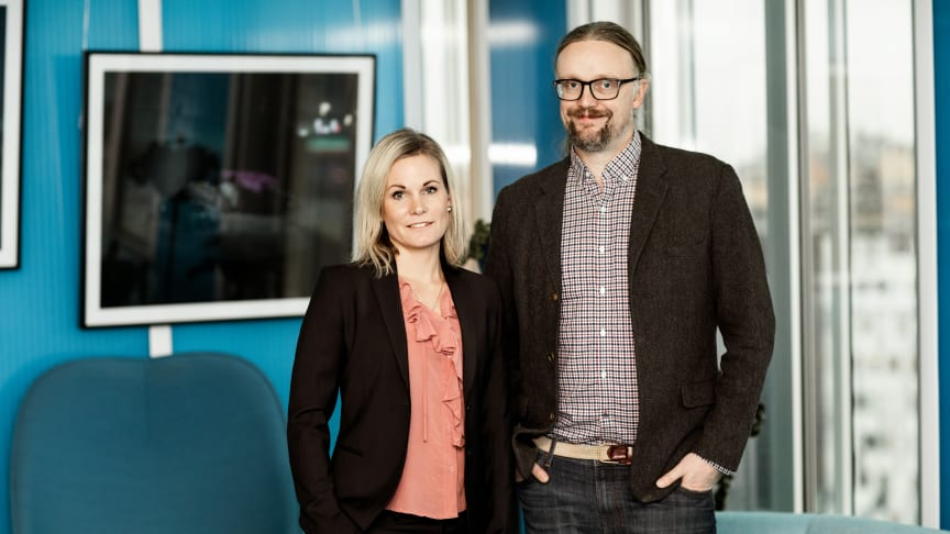 Hanna Neidenmark & Dan Ouchterlony