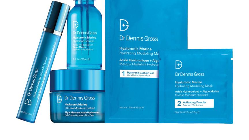Dr Dennis Gross Skincare Hyaluronic Marine Line