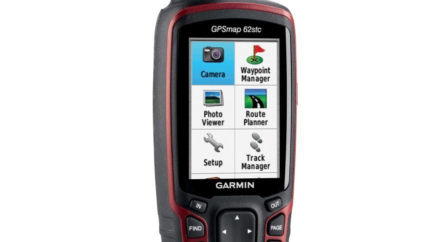 Garmin presenterar två nya modeller i den mycket populära GPSMAP 62-serien