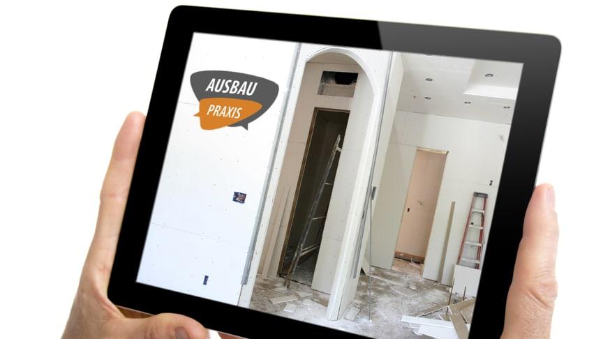 AUSBAUPRAXIS bietet Handwerkern, die im Innenausbau viele unterschiedliche Leistungen anbieten, laufend aktualisierte Infos zur fachgerechten und rechtssicheren Ausführung aller Arbeiten im Neu- und Altbau.