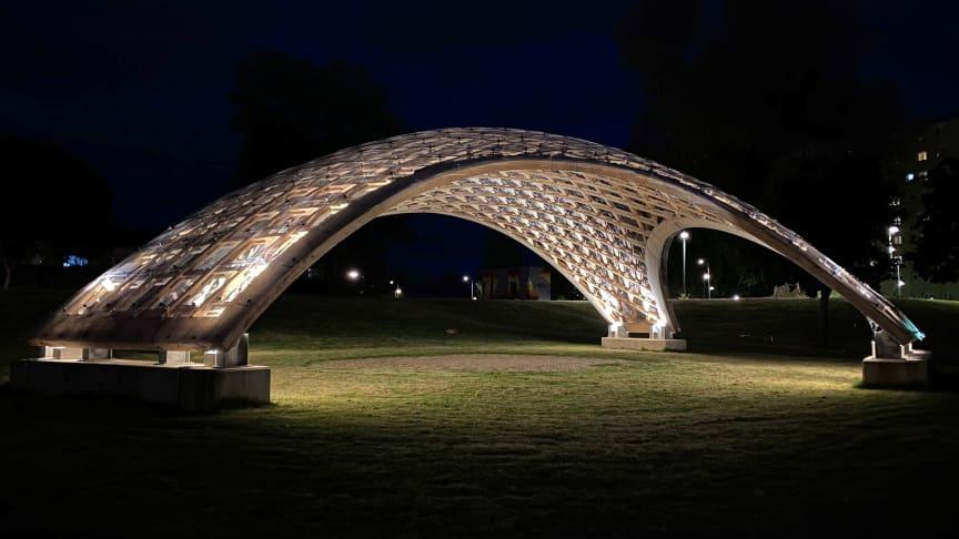 Nu invigs Paviljong i Norrköping